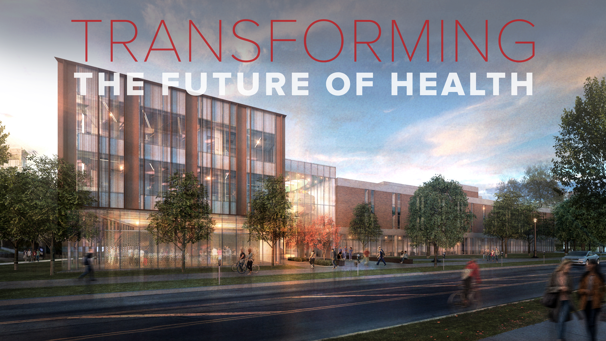 Transforming the Future of Health