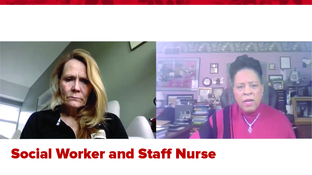 Clinicians in Distress: Social Worker and Staff Nurse video thumbnail
