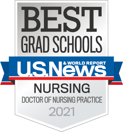 U.S. News & World Report Best Grad Schools Doctor of Nursing Practice Degree