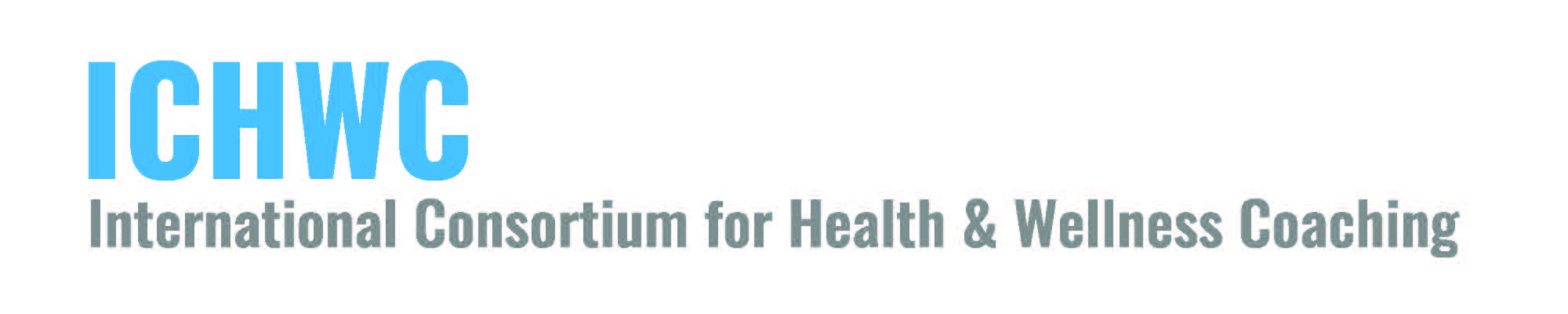 International Consortium for Health and Wellness Coaching (ICHWC)