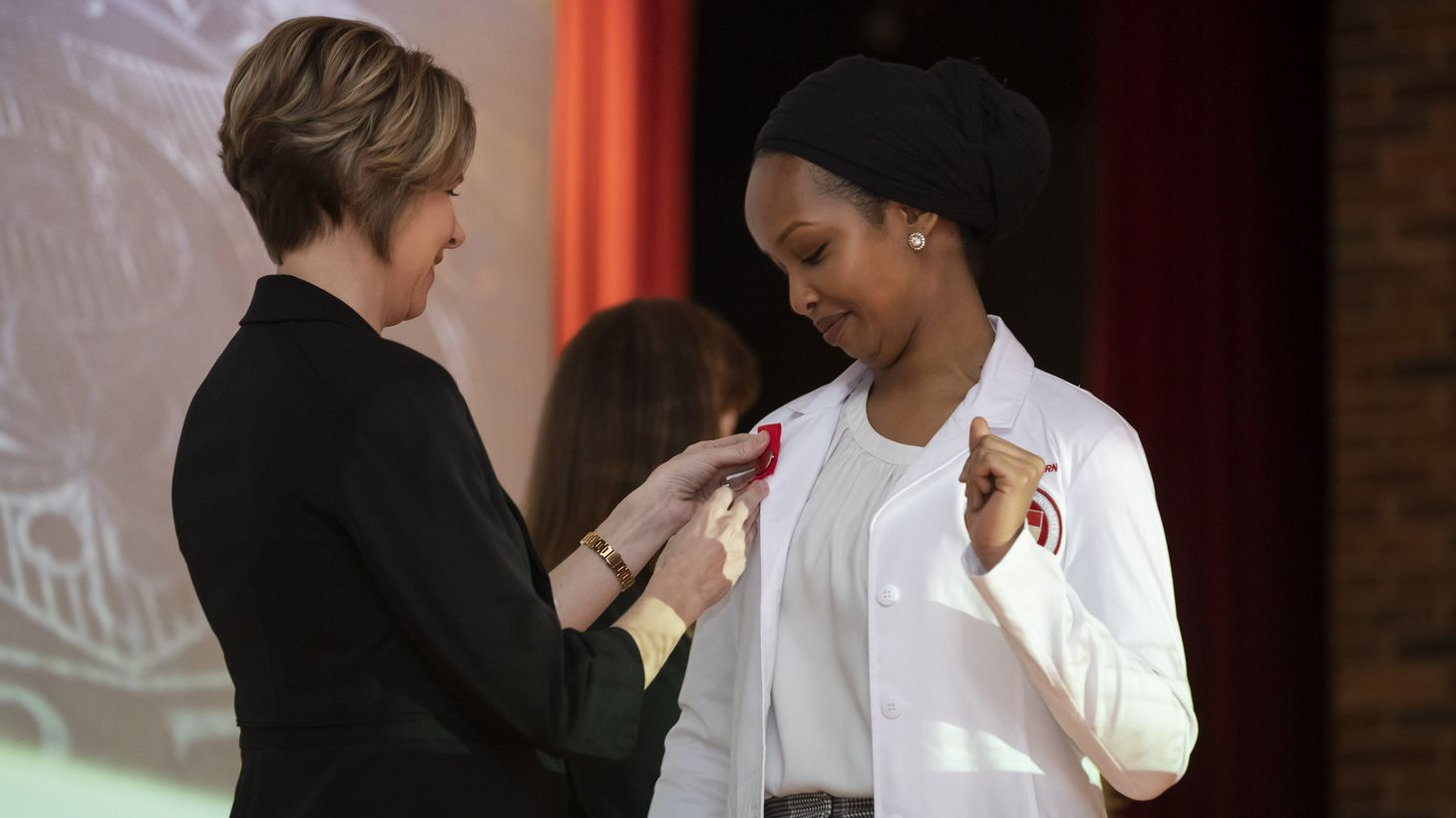 Ohio State University Graduation 2020.2020 Graduate Entry Pinning And White Coat Ceremony The